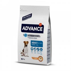 Advance Adult Mini Tavuklu Küçük Irk Yetişkin Köpek Maması 7,5 Kg