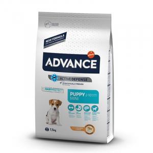 Advance Puppy Mini Tavuklu Küçük Irk Yavru Köpek Maması 7.5 Kg