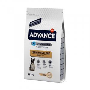 Advance French Bulldog Yetişkin Köpek Maması 2.5 Kg