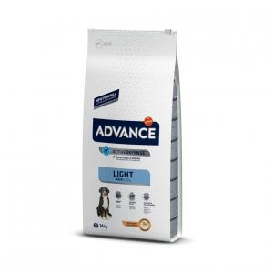Advance Light Maxi Büyük Irk Köpekler İçin Light Mama 14 Kg