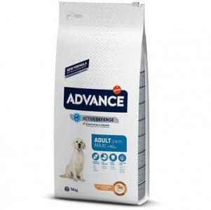 Advance Maxi Adult Tavuk Etli Köpek Maması 14 Kg