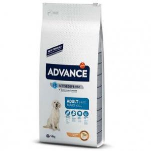 Advance Maxi Light Düşük Kalorili Köpek Maması 14 Kg