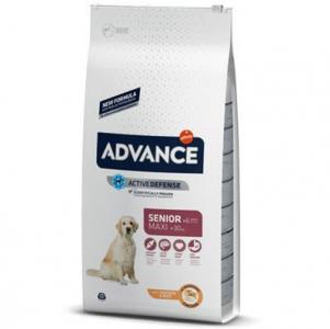 Advance Maxi Senior Büyük Irk Yaşlı Köpek Maması 14 Kg