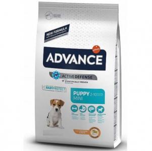 Advance Puppy Mini Küçük Irk Yavru Köpek Maması 3 Kg