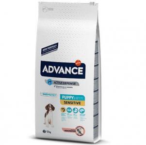 Advance Puppy Sensitive Yavru Köpek Maması 12 Kg